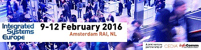 Integrated System Europe 2016